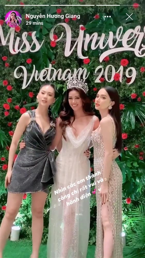 Là mỹ nhân chuyển giới nhưng nhan sắc Hương Giang giờ đây nổi bật hơn cả đương kim Hoa hậu Khánh Vân-3