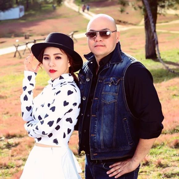 Chàng Việt kiều chờ 10 năm để cưới Hoàng Oanh Mắt Ngọc-1