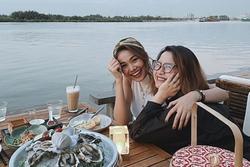 Thanh Hằng thân thiết với em gái Hà Anh Tuấn, dân mạng mong siêu mẫu sớm trở thành chị dâu