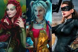 Điểm mặt những 'gái hư' nóng bỏng nhất thế giới siêu anh hùng
