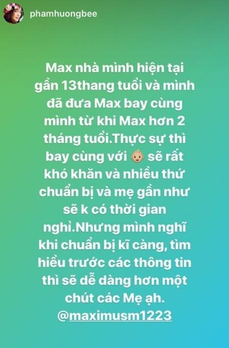 Hoa hậu Phạm Hương sắp đưa con trai về Việt Nam-2