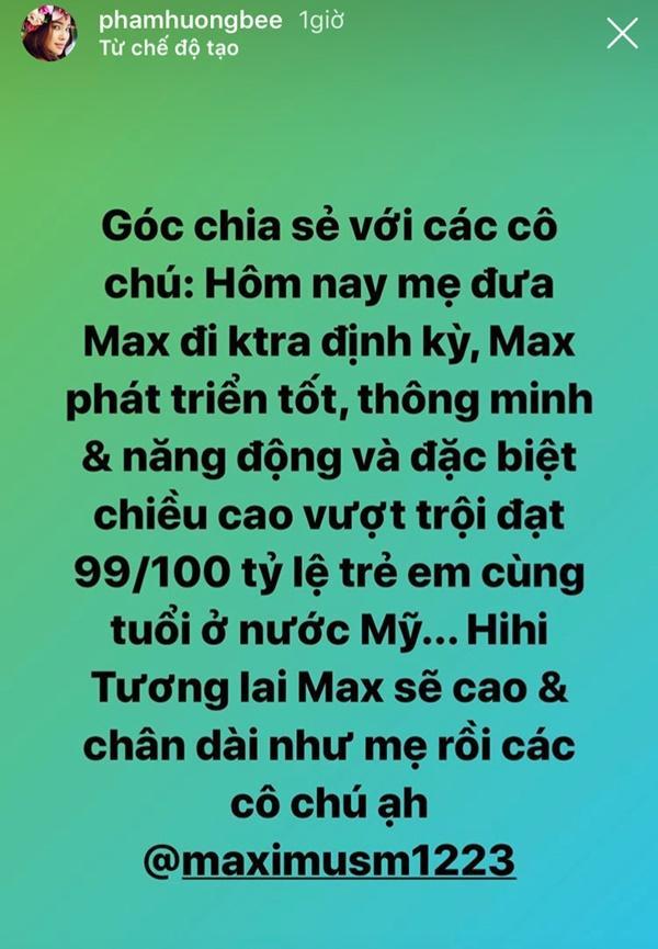 Hoa hậu Phạm Hương sắp đưa con trai về Việt Nam-3