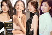 Sự trở lại của bộ tứ mỹ nhân được mong đợi nhất màn ảnh Việt năm 2020