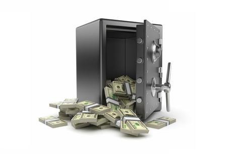 Cuối năm, mua két sắt, hòm đựng tiền về chỉ cần đặt 2 vật trong đó, đảm bảo cả năm tiền vào như nước-1
