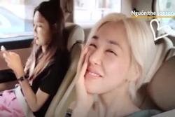Sooyoung và Tiffany phản ứng khi nghe hit của SNSD ở quán ăn