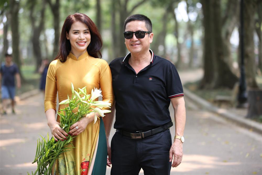 Hơn 30 năm sống chung trước khi ly hôn, Chí Trung và Ngọc Huyền chỉ đóng cặp với nhau 1 lần-1