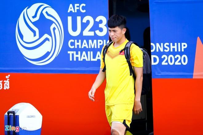 Fan gọi Đình Trọng là Đan Trường bản cầu thủ vì mái tóc bổ luống-1