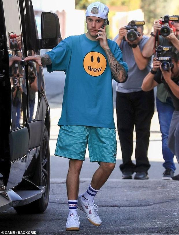 Vì sao Justin Bieber ngày càng tiều tụy, xuống dốc ngoại hình?-3