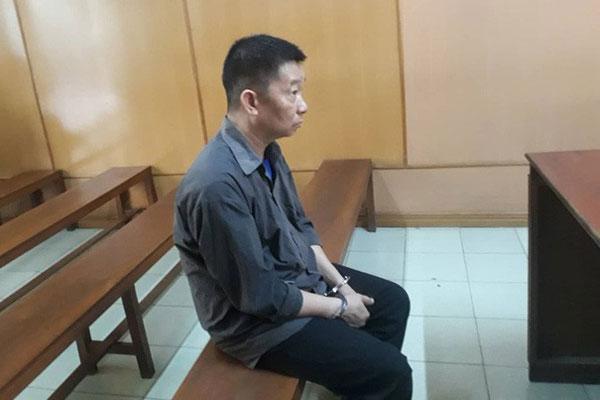 Gã đàn ông đâm chết người vợ khuyết tật sau khi đòi ly dị-1