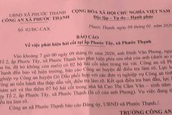 Phát hiện 9 bộ hài cốt ở Tây Ninh, Bộ Công an vào cuộc
