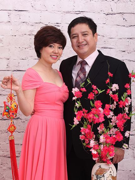 Chặng đường hôn nhân 30 năm đằng đẵng của Chí Trung - Ngọc Huyền trước khi tan vỡ-10