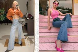 'Giàu nứt đố đổ vách' nhưng Tóc Tiên, Chi Pu chỉ cuồng một kiểu quần mà vẫn 'cân' đủ loại phong cách