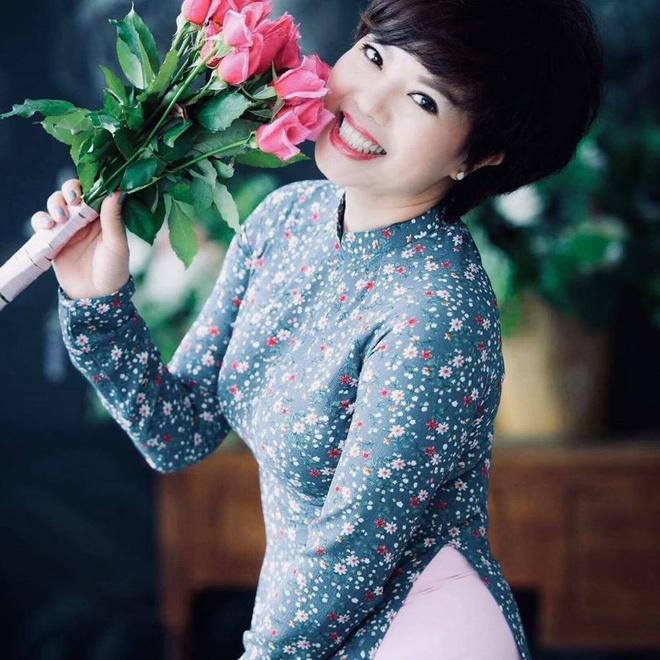 Nghệ sĩ Ngọc Huyền sống vui vẻ sau ly hôn-1
