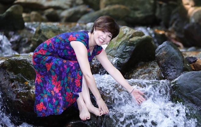 Nghệ sĩ Ngọc Huyền sống vui vẻ sau ly hôn-2