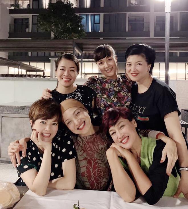 Nghệ sĩ Ngọc Huyền sống vui vẻ sau ly hôn-3