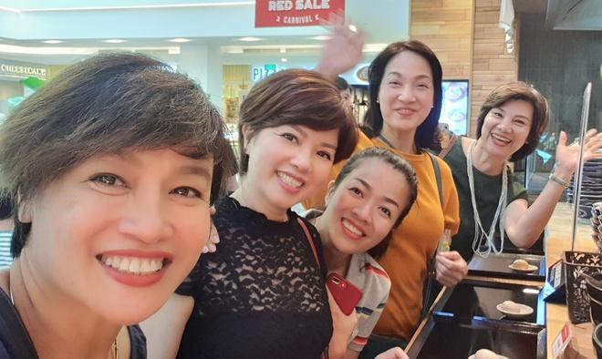 Nghệ sĩ Ngọc Huyền sống vui vẻ sau ly hôn-4