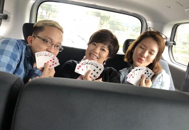 Nghệ sĩ Ngọc Huyền sống vui vẻ sau ly hôn-6