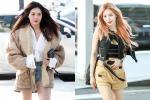 HyunA được khen luôn mặc đồ đẹp, khoe dáng sexy lúc ra sân bay