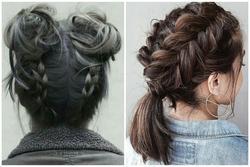 F5 diện mạo với những kiểu tóc tết siêu xinh cho mùa du xuân