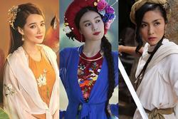 Ninh Dương Lan Ngọc, Nhã Phương và dàn mỹ nhân Việt đọ sắc trong tạo hình cổ trang