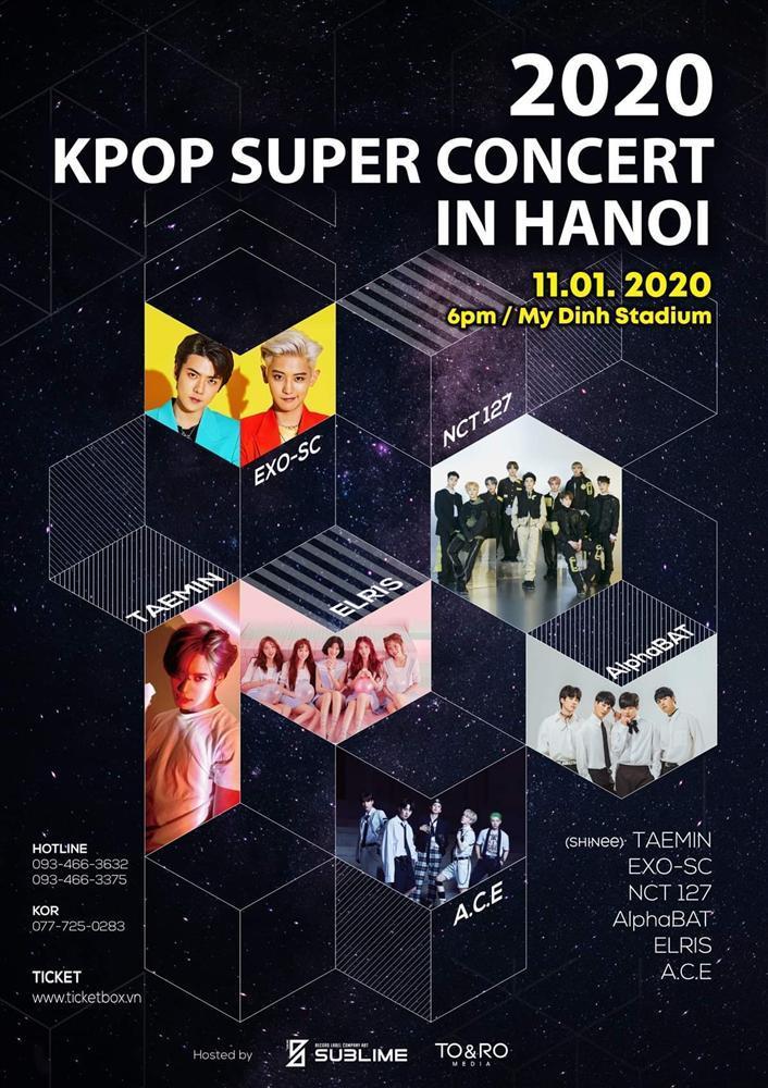 Trước giờ diễn chính thức chưa đầy 24h đồng hồ, BTC Kpop concert in Hanoi lại khiến fan phẫn nộ về chuyện chỗ ngồi-5