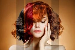 Cách tự nhuộm tóc đẹp chuẩn bị cho Tết không thua kém gì làm ở salon