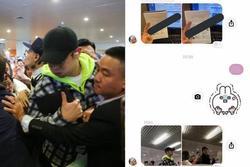 Fan quốc tế phẫn nộ trước cách fan Việt 'chào đón' EXO: xô đẩy, sờ mó, 'leak' cả hộ chiếu của Chanyeol - Sehun