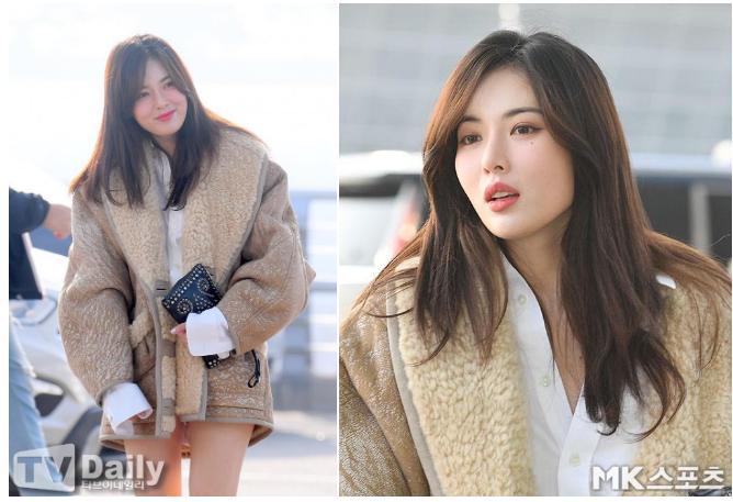 Nữ hoàng quyến rũ HyunA mua sắm ở quận 1-2