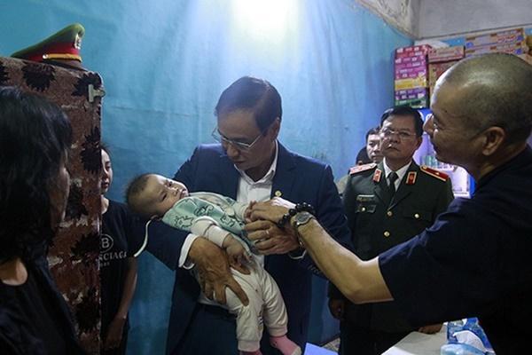 Con trai Thượng tá công an hy sinh ở Đồng Tâm: Con mãi tự hào về cha!-1