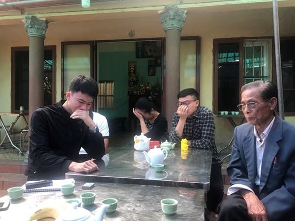 Không ngăn được nước mắt trong ngôi nhà người cán bộ hy sinh ở Đồng Tâm-1