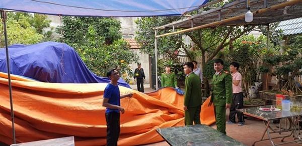 Không ngăn được nước mắt trong ngôi nhà người cán bộ hy sinh ở Đồng Tâm-4