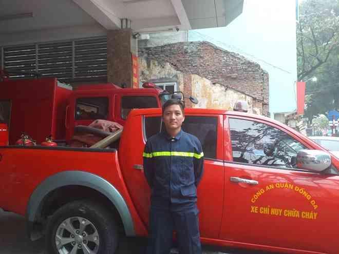 Người hùng cứu nạn trong vụ cháy ở phố Núi Trúc: Những chuyện chưa kể-2