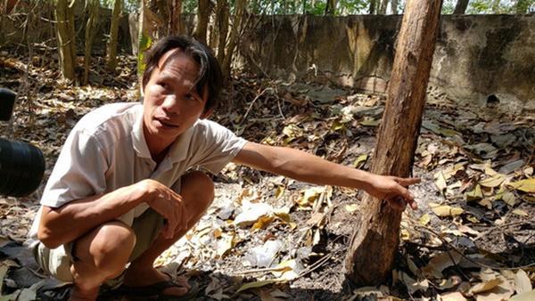 Vụ 9 bộ hài cốt ở Tây Ninh: Người chồng từng làm nghề bốc mộ, người vợ trách cháu sao phát hiện sọ người mà không báo với mình-2