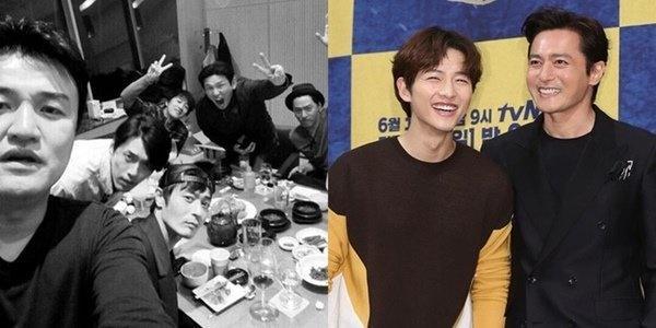 Loạn thông tin Song - Song ly hôn liên quan đến vụ môi giới gái của Jang Dong Gun-2