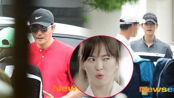 Loạn thông tin Song - Song ly hôn liên quan đến vụ môi giới gái của Jang Dong Gun-4