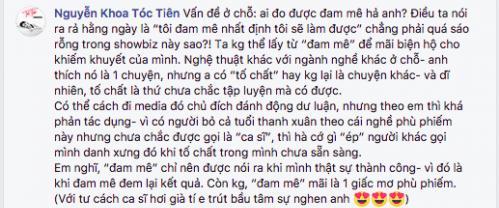Chi Pu nhớ dai chuyện cũ, đưa status của Hương Tràm, Tóc Tiên nghi đá xéo cô lên MV mới-3