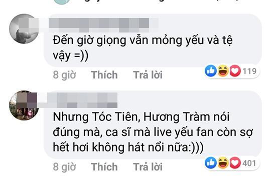 Chi Pu nhớ dai chuyện cũ, đưa status của Hương Tràm, Tóc Tiên nghi đá xéo cô lên MV mới-6