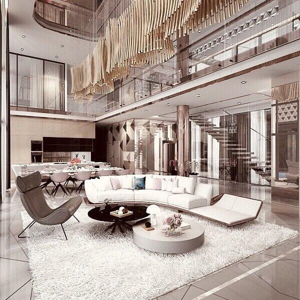 Choáng ngợp với không gian sang chảnh trong biệt thự 2 triệu đô vừa xây của Ngọc Trinh-1