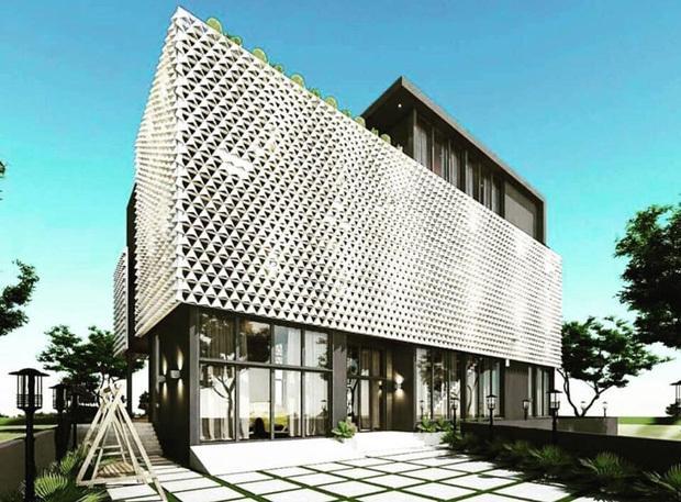 Choáng ngợp với không gian sang chảnh trong biệt thự 2 triệu đô vừa xây của Ngọc Trinh-4