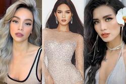 Sao Việt makeup kiểu Tây: kẻ bị chê phiên bản lỗi, người được khen 'lên đời' nhan sắc