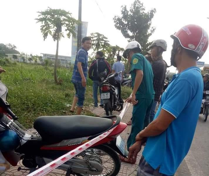 Nữ sinh lớp 12 mất tích, xe máy và mũ bảo hiểm bỏ bên đường-2