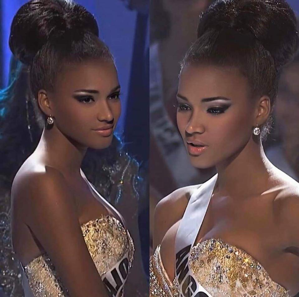 Hoa hậu Hoàn vũ đang gây sốt mạng Việt: Đẹp như tiên vẫn bị miệt thị con khỉ mặc váy-1