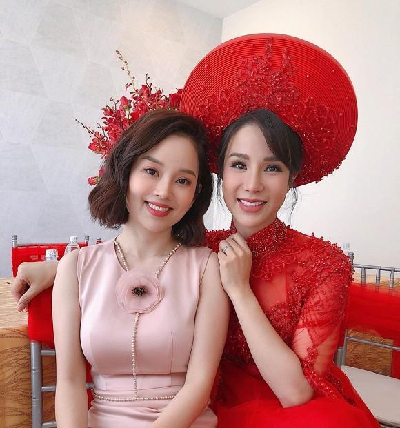 Ly Kute khoe ảnh bên em họ Diệp Lâm Anh, dân mạng xuýt xoa bởi vẻ đẹp cả 2 bất phân thắng bại-4