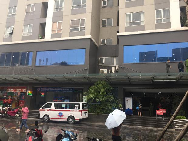 Bé gái 4 tuổi rơi từ tầng 25 chung cư ở Hà Nội, tử vong thương tâm-1
