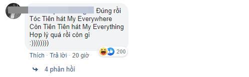 Ai khóc nỗi đau này cho Tiên Tiên: Bị nhầm thành Tóc Tiên, hit tủ My Everything cũng bị chế... My Everywhere-6