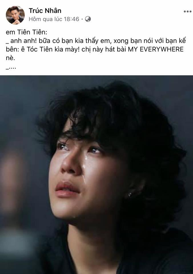 Ai khóc nỗi đau này cho Tiên Tiên: Bị nhầm thành Tóc Tiên, hit tủ My Everything cũng bị chế... My Everywhere-3