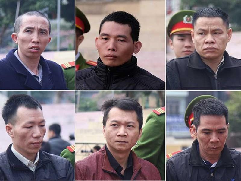 4 trong 6 kẻ bị tuyên án tử hình vụ nữ sinh giao gà bị sát hại ở Điện Biên viết đơn kháng cáo-1