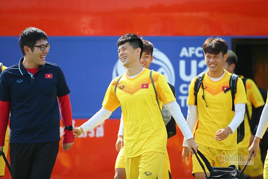 Đội hình ra sân U23 Việt Nam vs U23 Jordan: Đột phá về nhân sự-1