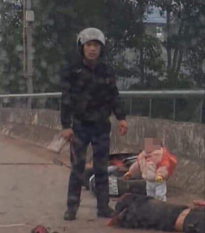 Vụ thanh niên chém người mẹ đèo con nhỏ ở Thái Nguyên: Hai người định sẽ cưới, ai dè...-2