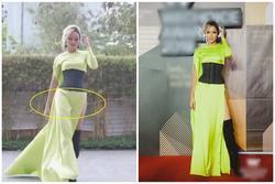 H'Hen Niê trả lương chậm cho stylist hay sao mà diện bộ cánh thảm họa cỡ này?
